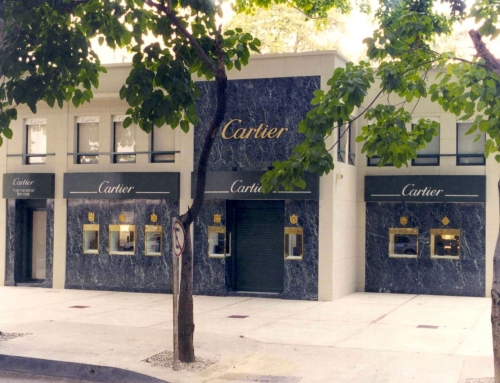 1995 Cartier Store