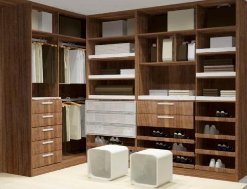 Custom Closets and Bathrooms